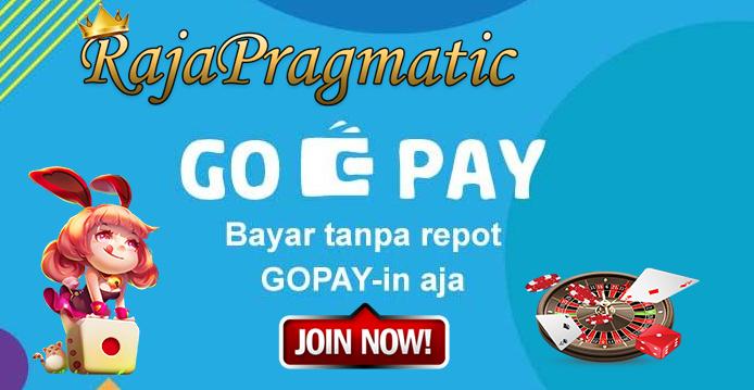 """Transaksi Terbaik Menggunakan Aplikasi """"GO-PAY"""" Di Casino Online"""