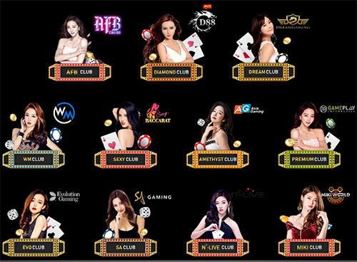 Permainan Live Casino Yang Paling Menarik Di Indonesia